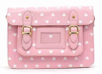 bag clutch purse heart pastel cute kawaii pink pink purse pink bag heart purse heart bag