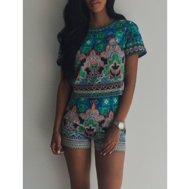 Shorts: cute, summer outfits, style, fashion, summer, summer top ...