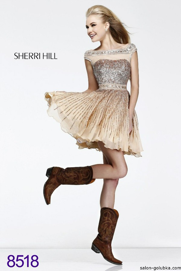 dress sherri hill sherri hill shoes