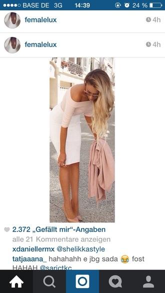 skirt white classy lady dress long long skirt long white skirt white skirt white lace skirt