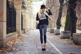 meri wild jacket t-shirt pants bag jewels hat shoes