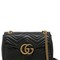 Medium gg marmont 2.0 leather bag