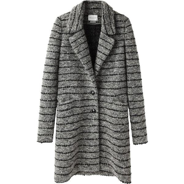 Étoile Isabel Marant Ifea Long Jacket - Polyvore