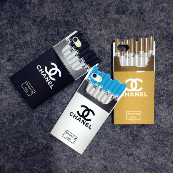 Case Design chanel mobile phone case : phone cover chanel cigarette box iphone 6 chanel cigarette box iphone ...