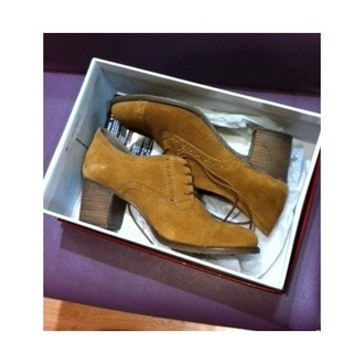 shoes boots nubuck andré low boots camel medium heels