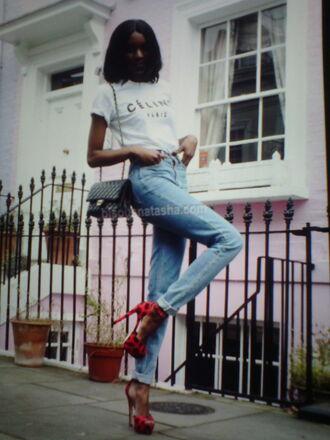 bag jeans celine