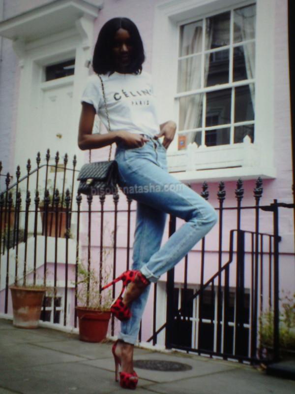 jeans celine bag