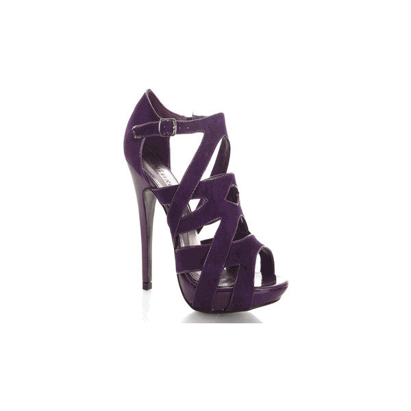 Purple Faux Suede Open Toe Cut Out Heels @ Amiclubwear Heel Shoes online store sales:Stiletto Heel Shoes,High Heel Pumps,Womens High Heel Shoes,Prom Shoes,Summer Shoes,Spring Shoes,Spool Heel,Womens Dress Shoes,Prom Heels,Prom Pumps,High Heel Sandals,Chea