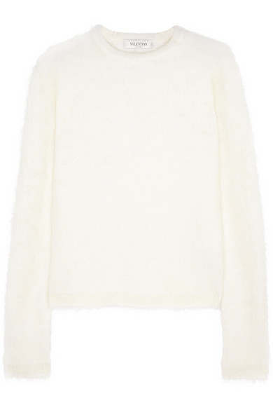 Valentino|Knitted sweater|NET-A-PORTER.COM