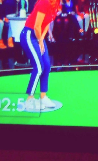 pants pants blue