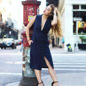 coat,siizu,cardigan,dress,navy dress,linen dress