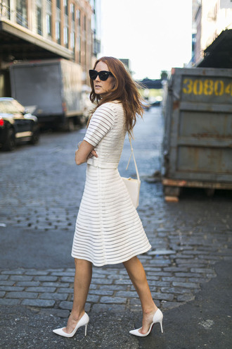 could i have that blogger two piece dress set white dress
