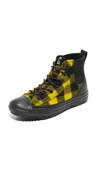 high sneakers high top sneakers black shoes
