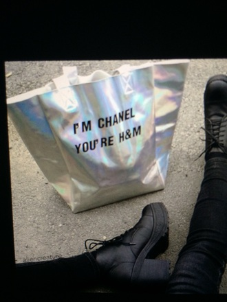 bag chanel h&m