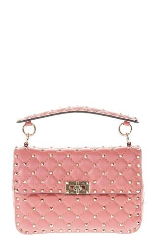 rose bag leather bag leather