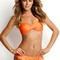 Seafolly swimwear shimmer twist bandeau | elite fashion swimwear