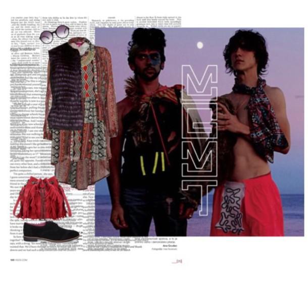 bag music grunge indie boho bohemian hipster hippie