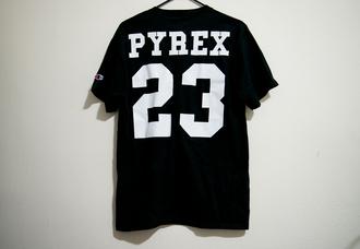 23 shit pyrex shirt