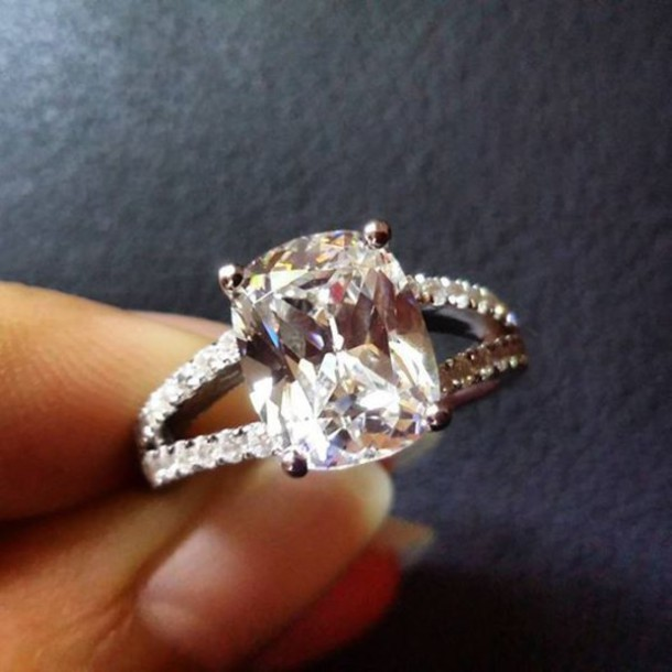 Jewels Jewelry Diamond Ring Engagement Ring Fashion Wedding
