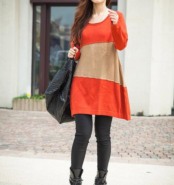 dress sweater dress