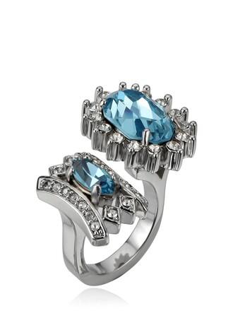 ring blue grey jewels