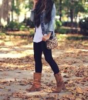 bag,leopard print shoulder bag,shirt,jacket,scarf,black scarf