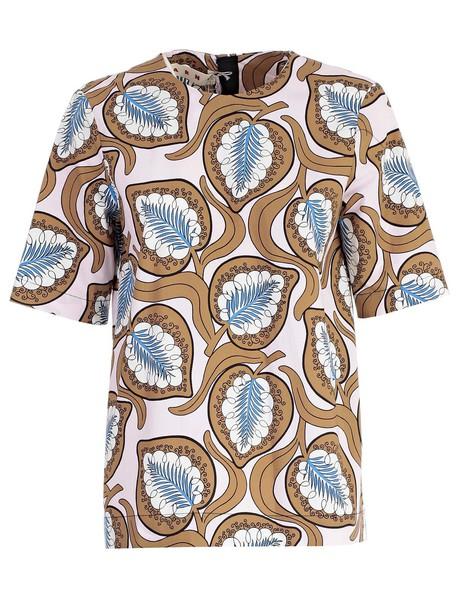 MARNI t-shirt shirt t-shirt short top