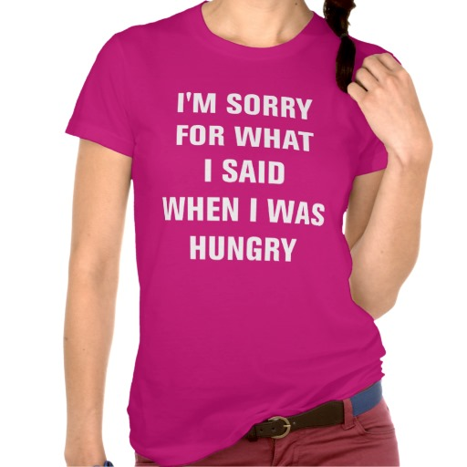 I'm Sorry ... Shirt from Zazzle.com
