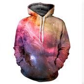 kawaii,hoodie,sweater,galaxy print,swag,colorful,tumblr sweater,cool,hipster,hippie chic,hipster punk,indie