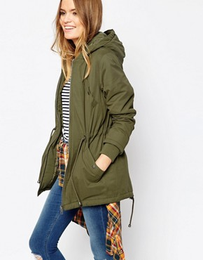 Summer Parka at asos.com