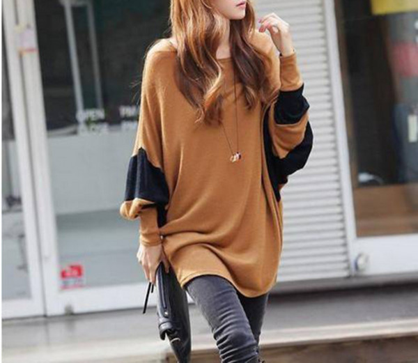 loose-fitting style t-shirt