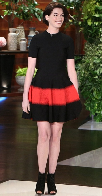 skirt anne hathaway sandals shoes boots