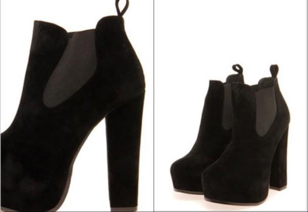 5a1df8377f81 shoes heels high heels high heels boots heel boots platform shoes black  high heels boots