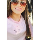 shirt,vineyard vines,pink,whale,long sleeves