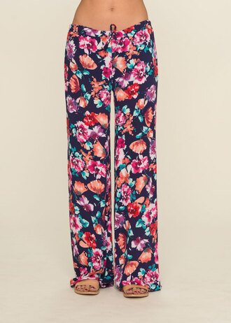 pants hippie chic flower power flowers print prints mixed prints printed pants flower printed summer spring summer 2015 funky hippie boho boho chic hippie pants boho pants bohemian bohemian dress bohemian chic flower printed pants spring 2015 boho chic+ colorful multicolor multi colored multi-colored boho dress hippie dress floral floral pants loose floral pants loose floral shirt floral skirt trouser