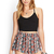 Tribal Print Tulip Shorts | FOREVER21 - 2000069546