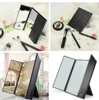 make-up accessories mirror compact mirrors amazing lights
