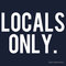 """locals only."