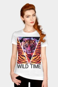 Tiger Women's T Shirts | Design By Humans Page 3
