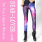 Multicolored fancy galaxy leggings  space print  tight pants milk leggings for women m, xl lc79112  cheap price drop shipping-in socks & hosiery from apparel & accessories on aliexpress.com