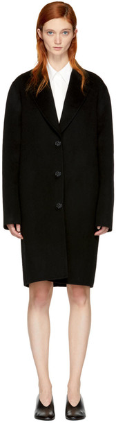 Acne Studios coat black