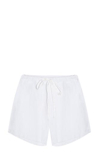 shorts classic white