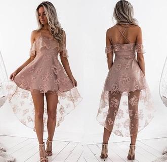 dress strapless pink pink dress cute dress instagram summer spring summer dress spring dress off the shoulder off the shoulder dress