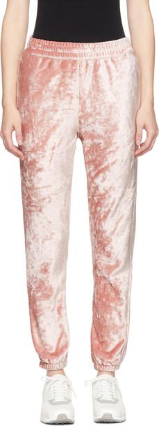 Nikelab pants pink