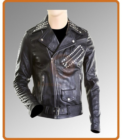 studs jacket clothes all around the world song concert menswear justin beieber