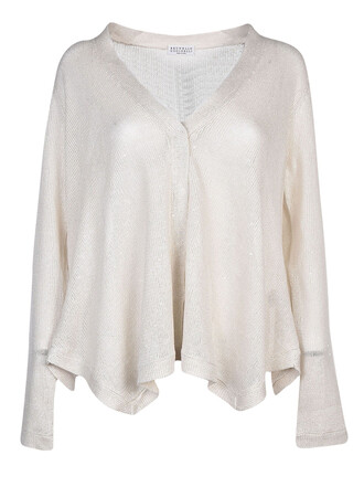 cardigan beige sweater