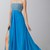 Sexy High Slit Tie Up Open Back Formal Dresses [KSP323] - £98.00 : Cheap Prom Dresses Uk, Bridesmaid Dresses, 2014 Prom & Evening Dresses, Look for cheap elegant prom dresses 2014, cocktail gowns, or dresses for special occasions? kissprom.co.uk offers various bridesmaid dresses, evening dress, free shipping to UK etc.