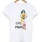 Wonder woman girl power t-shirt - stylecotton