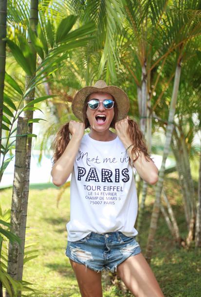 b a r t a b a c blogger t-shirt shorts