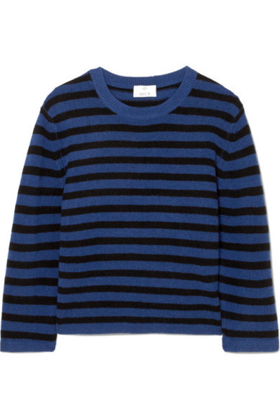 Allude sweater blue
